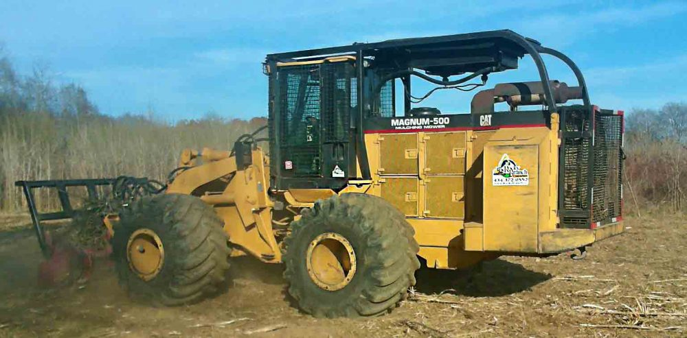 Rocky Branch Contractor construction services vehicle