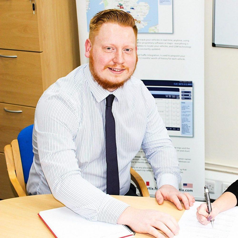 Meet the Quartix team – John Smith, Sales Manager