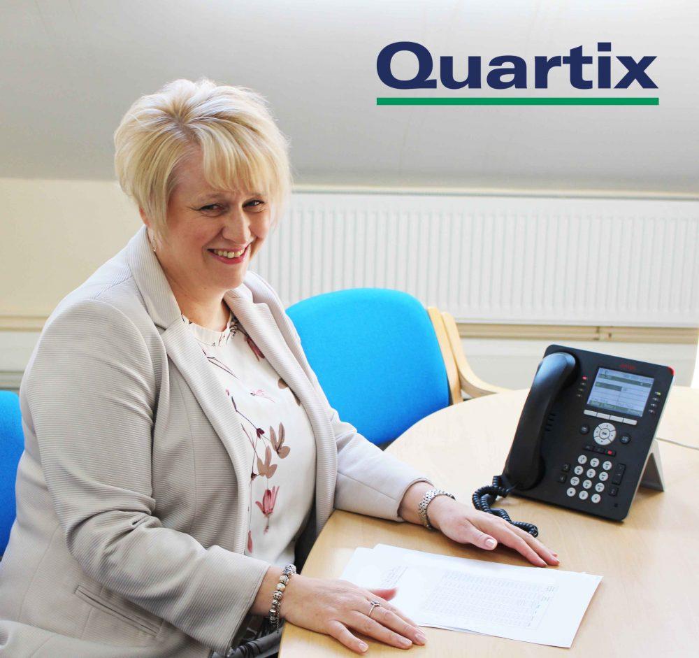 Meet the Quartix Team – Alison Ashley