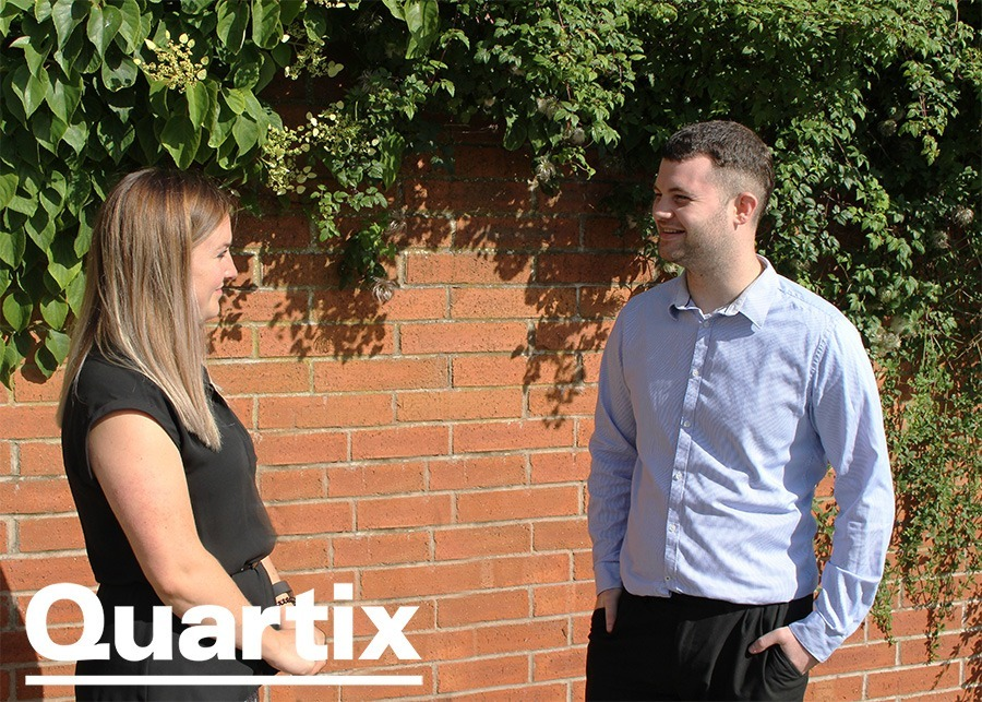 Meet the Quartix Team – Lewis Varley, Accounts Administrator