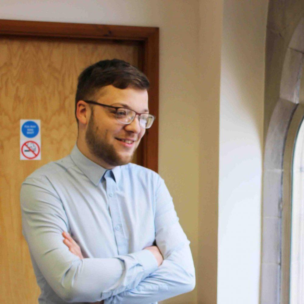 Meet the Quartix team – Ryan O'Sullivan, Account Manager