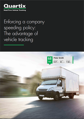 company speeding policy guide