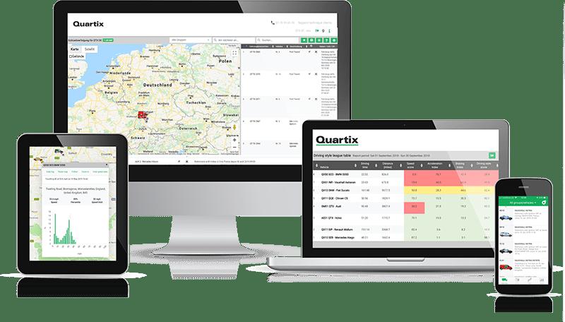 Wie Ihr Fahrzeugverfolgungssystem dabei helfen kann, die Einhaltung des Tempolimits für Ihr Unternehmen durchzusetzen