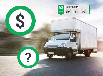 How much does vehicle tracking cost in 2021?