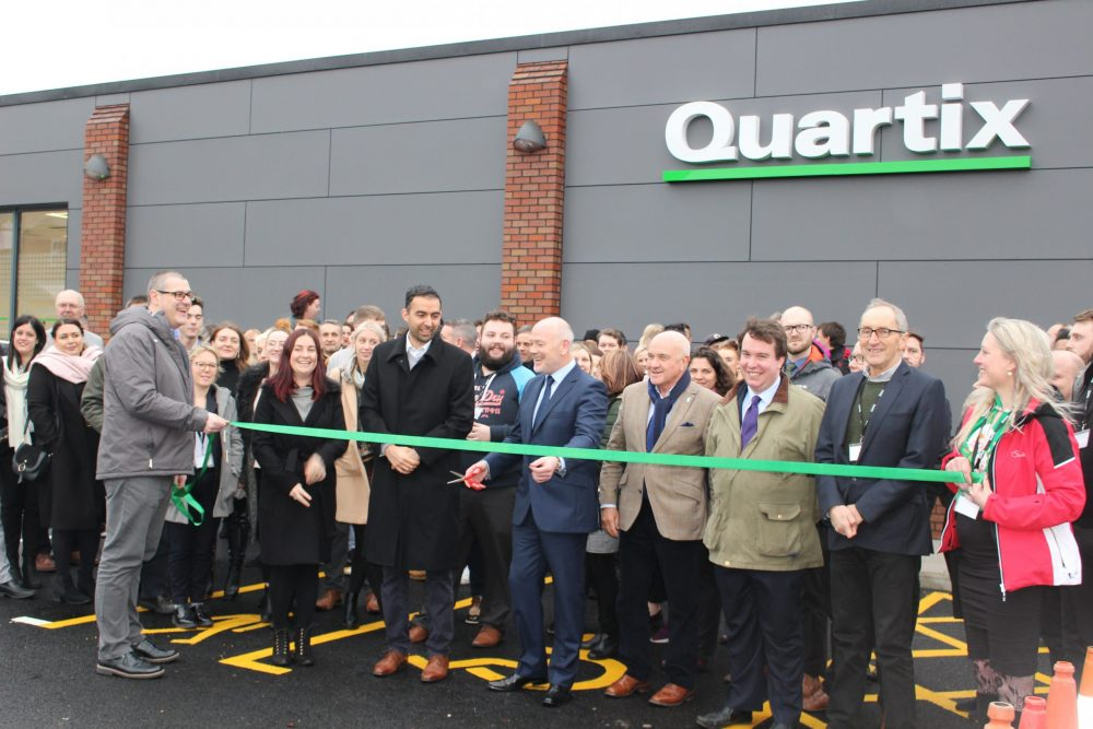 Riche de ses 20 années d'expérience, Quartix a ouvert de nouveaux bureaux grâce au développement de notre équipe dans le monde.