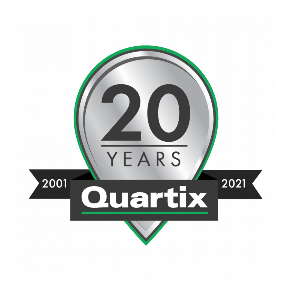 20 years of Quartix vehicle tracking
