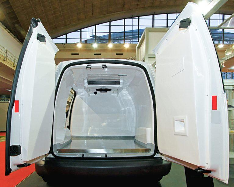 Le contrôle de la température de Quartix permet d'analyser à tout moment la température de véhicules climatisés, apportant un contrôle total de la chaine du froid, et permettant d'assurer la sécurité de la marchandise.