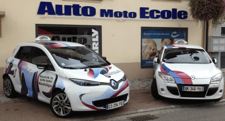 Les auto-écoles Carly-Montaine peuvent offrir une meilleure qualité de service grâce au système de géolocalisation de véhicules Quartix