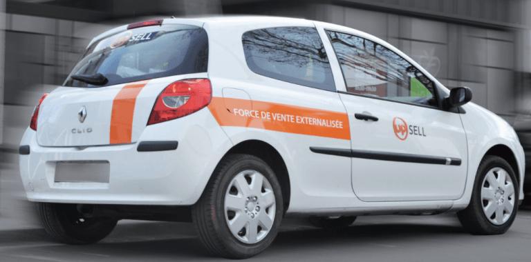 Avec la solution de géolocalisation de véhicules Quartix, la société Upsell a pu améliorer son service client