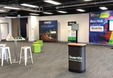 Quartix ITT Hub Bus Hub